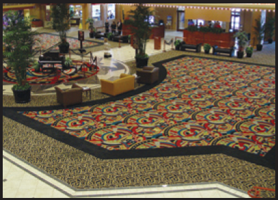 The orlandini company commercial flooring contractors for Commercial flooring contractors